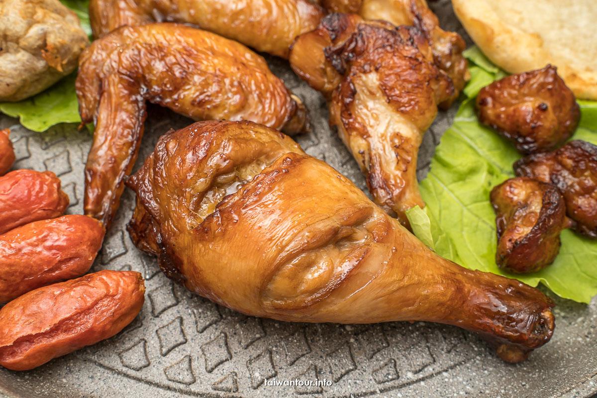 【陳記蜜汁燒烤】頭份竹南夜市美食推薦自取外送價格