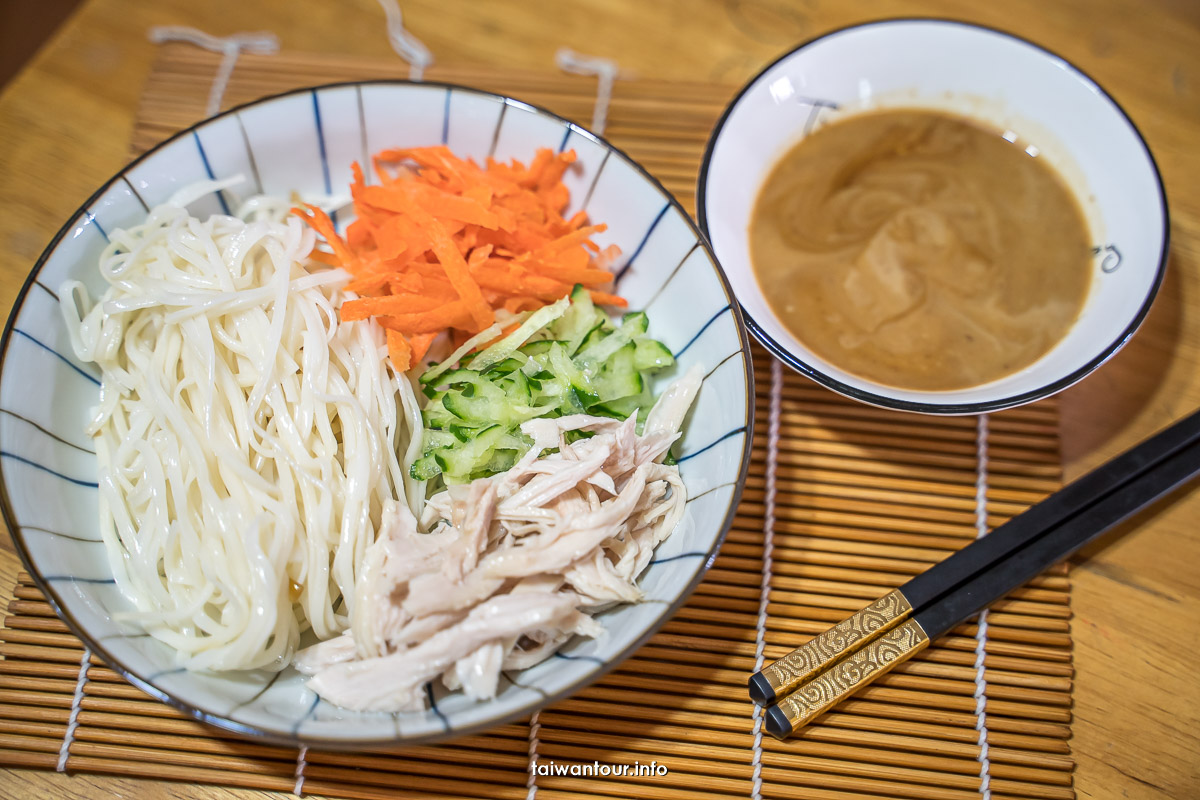 【日式涼麵食譜】胡麻醬製作教學做法.注意事項