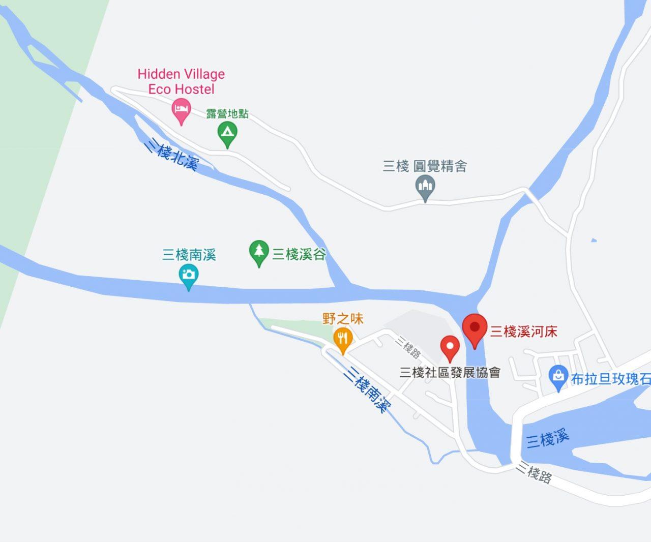 【三棧溪戲水區】花蓮秀林鄉免費玩水秘境