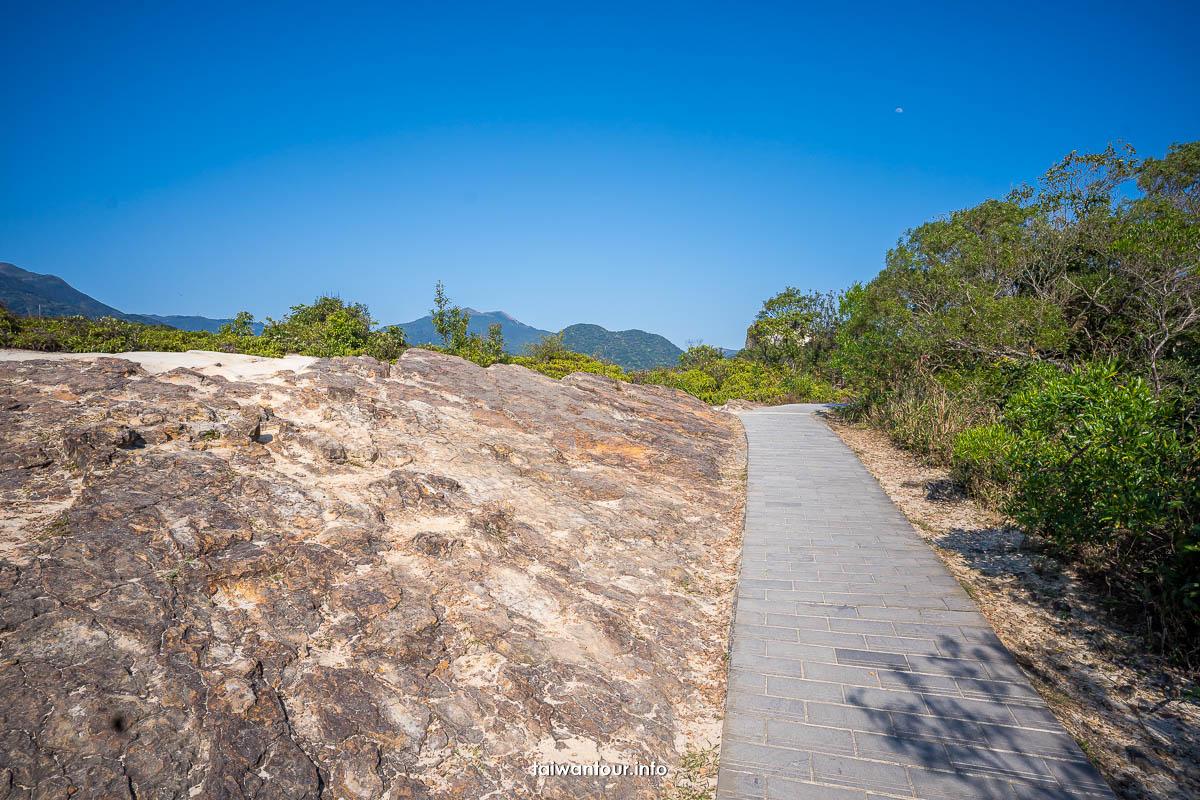 【軍艦岩親山步道】北投景點推薦路線圖時間一日遊