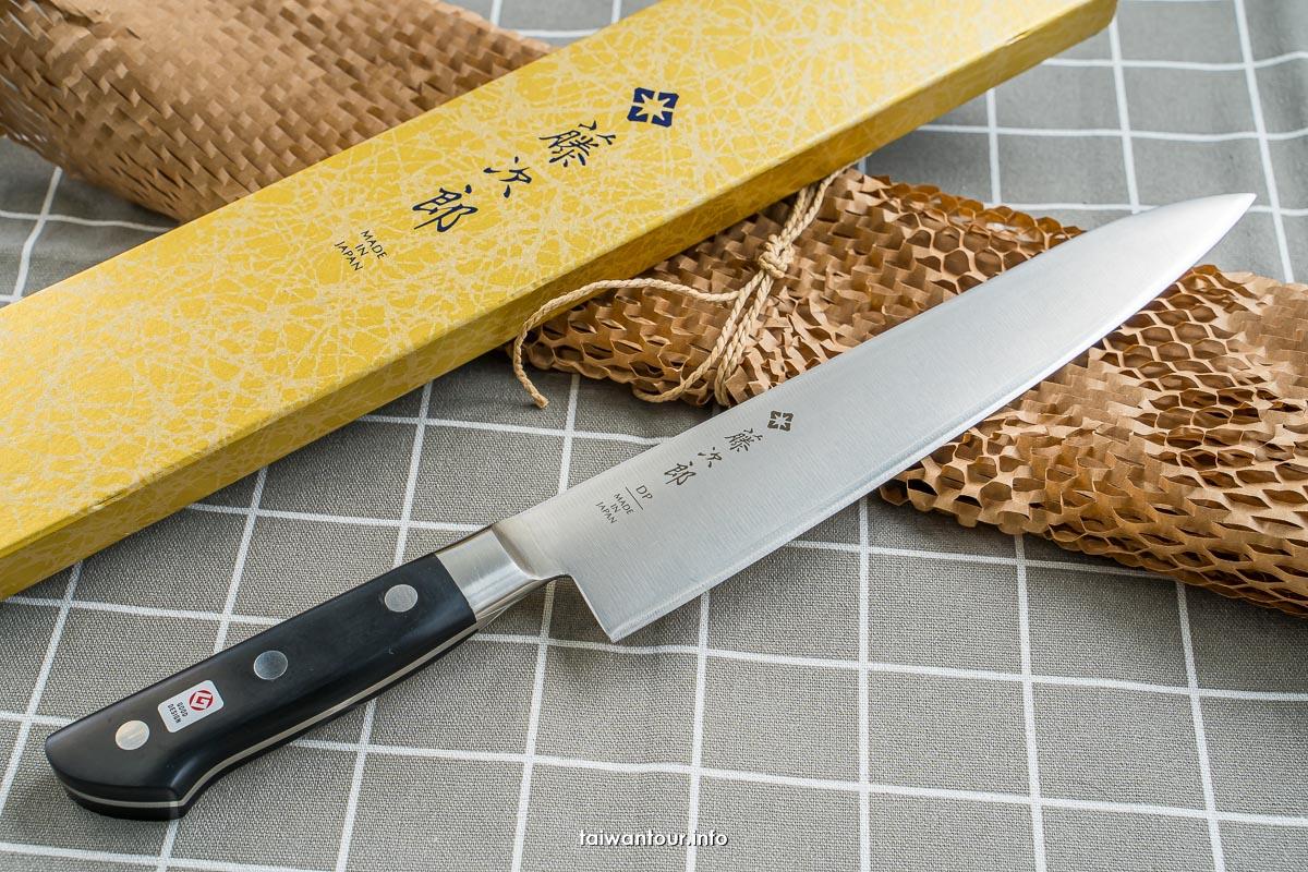 【藤次郎DP系列廚刀】日本TOJIRO歷史包丁材質評價.推薦