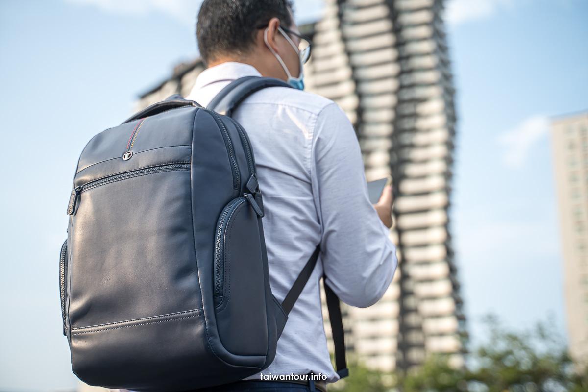 【OFFERMANN德國百年工藝】Force 商務休閒後背包開箱評價
