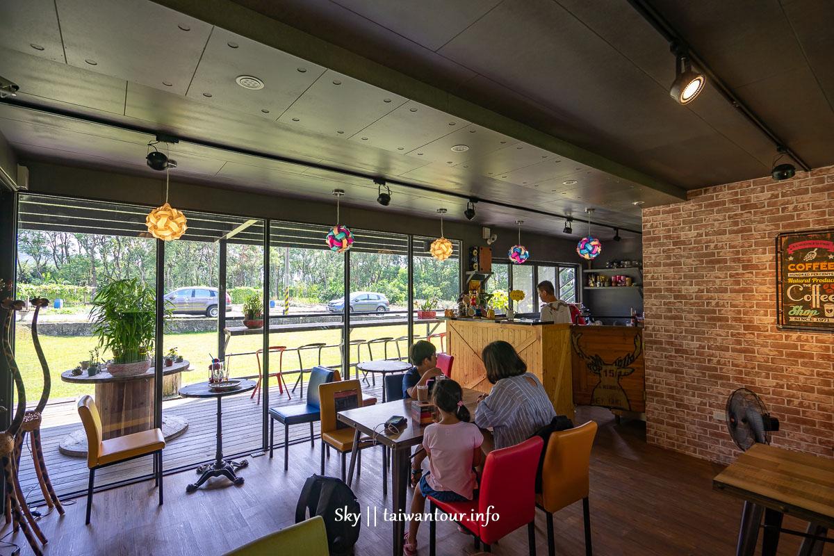 【滿手幸福咖啡館】光復美食景點.必吃鬆餅