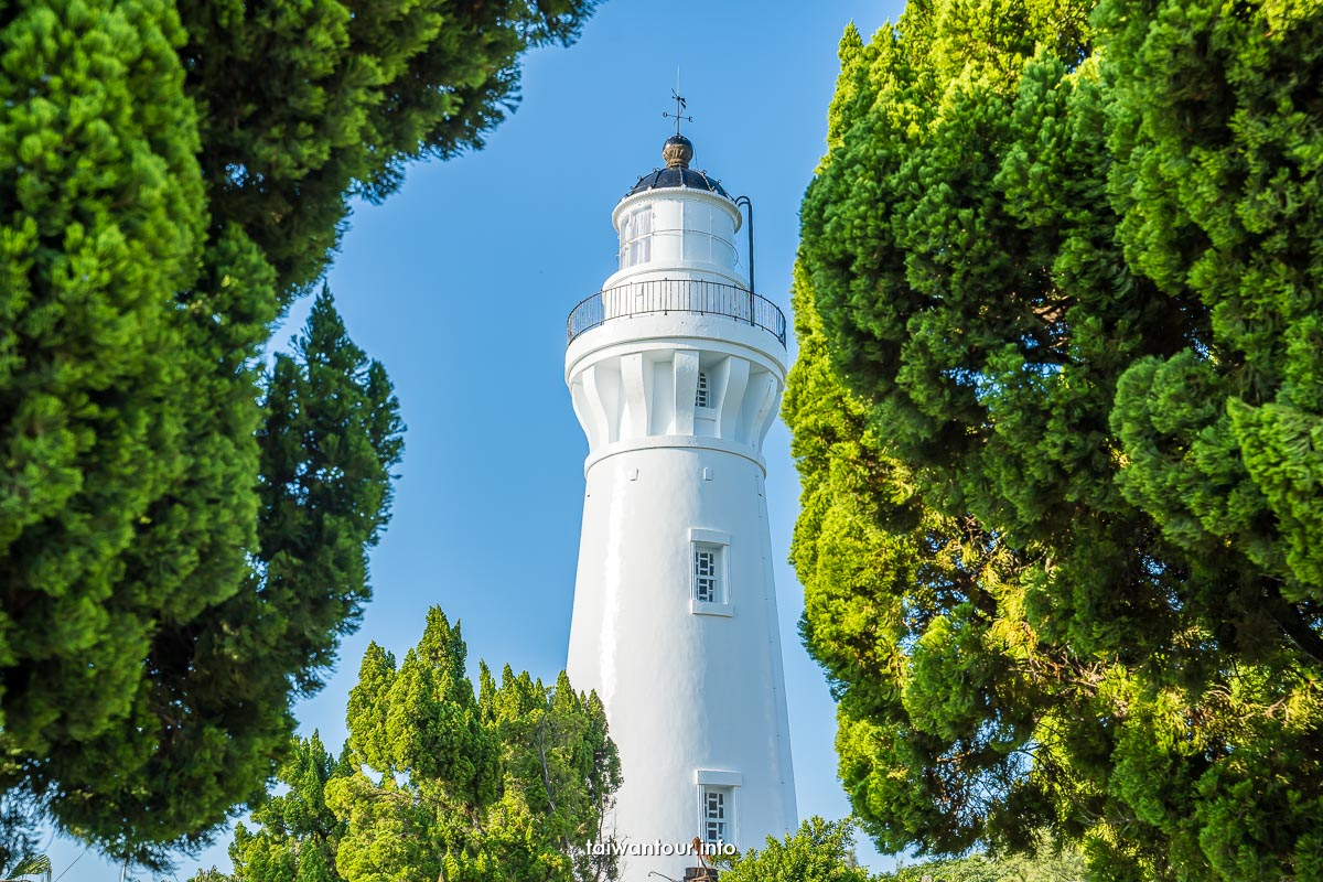 【白沙岬燈塔】桃園觀音親子景點.看夕陽交通.時間