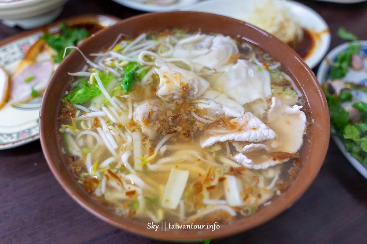 【慶豐麵店】花蓮吉安在地人推薦美食小吃